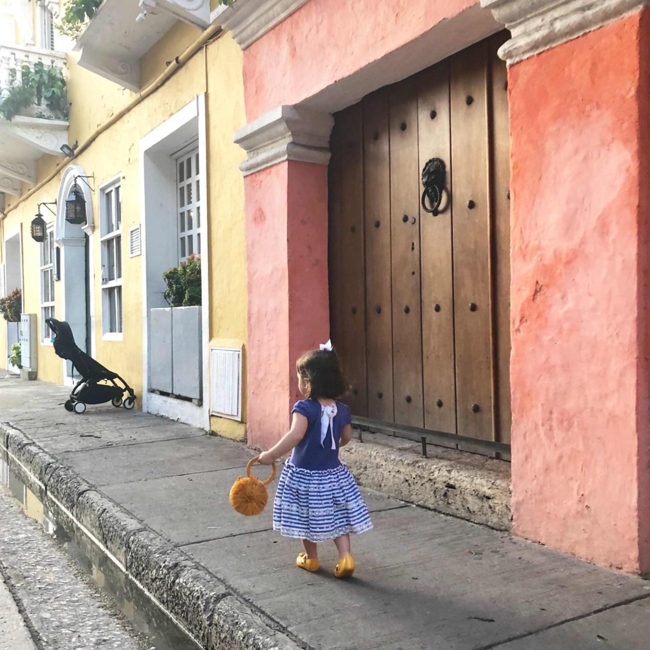 5 Planes: Cartagena con Niños