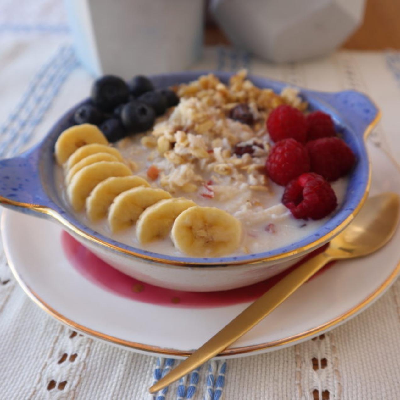 Bircher Müesli: El Desayuno De Las Mañanas Fáciles