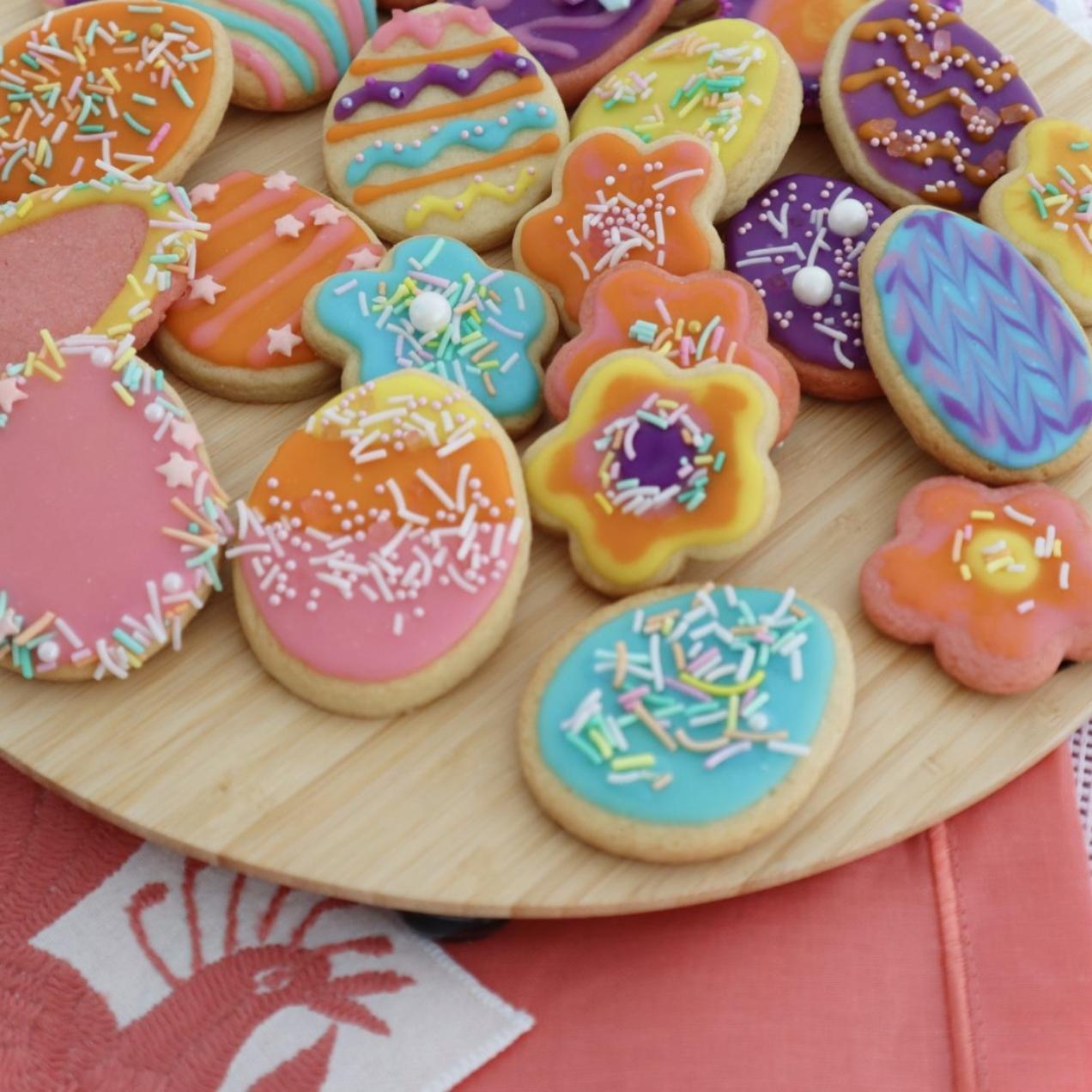 Easter Cookies (Pascua en Cuarentena)